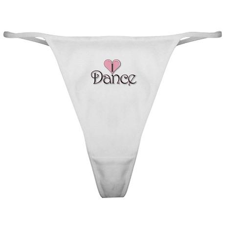 I Dance Classic Thong