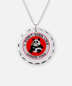 I Hate Chinese Food Necklace