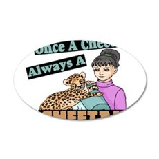 Once A Cheetah Wall Decal