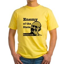 Enemy of the State - Rothbard T-Shirt