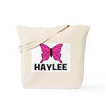 Butterfly - Haylee Tote Bag