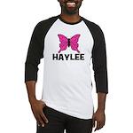 Butterfly - Haylee Baseball Jersey
