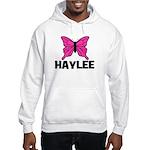 Butterfly - Haylee Hooded Sweatshirt
