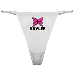 Butterfly - Haylee Classic Thong