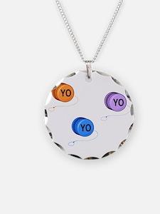 Yo Yo Yo Necklace