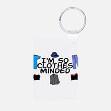 Clothes Minded Keychains