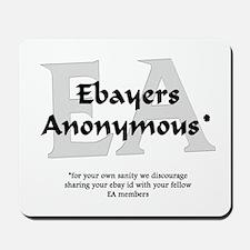 Ebayers Anonymous Mousepad