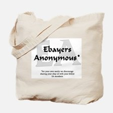 Ebayers Anonymous Tote Bag