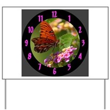 Cute Butterfly garden Yard Sign