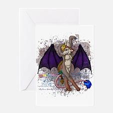 Semiramis - WDi Mascot Greeting Card