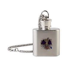 Semiramis - WDi Mascot Flask Necklace