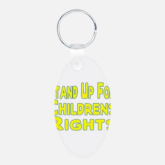 Childrens Rights Keychains