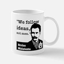 We Follow Ideas - Malatesta Mug