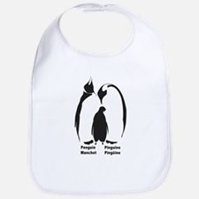 Multilingual Penguins Bib