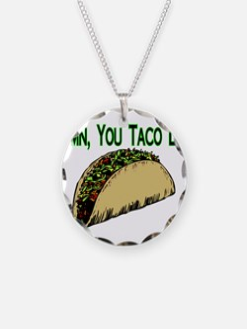 Taco Lot Necklace