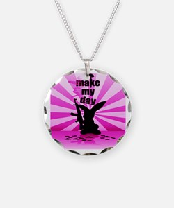 Make My Day Necklace