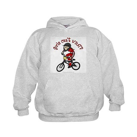 Light Red BMX Kids Hoodie