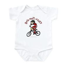Light Red BMX Infant Bodysuit