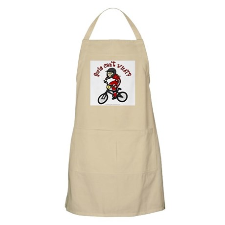 Light Red BMX BBQ Apron
