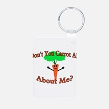 Don't You Carrot All Keychains