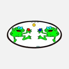 Toadally Fabulous Patches