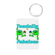 Toadally Fabulous Keychains