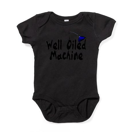 Oiled Machine Baby Bodysuit