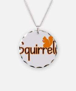 Squirrely Necklace
