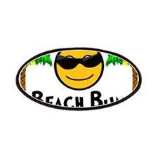 Beach Bum Patches