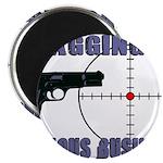 Serious Fragging Magnet