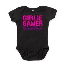 Girlie Gamer Baby Bodysuit