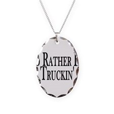 Rather Be Truckin' Necklace