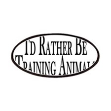 Rather Train Animals Patches