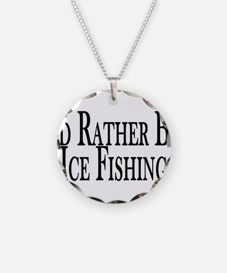 Rather Ice Fish Necklace