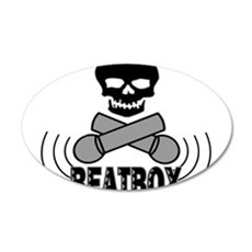 Beatbox Wall Decal