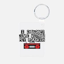My Radio Keychains