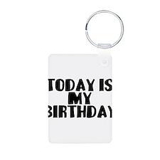 Birthday Today Keychains
