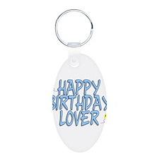 Happy Birthday Lover Keychains