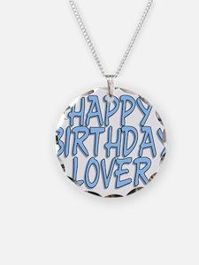 Happy Birthday Lover Necklace