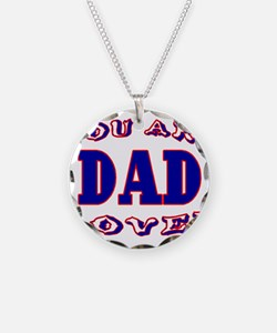 Dad You Are Loved Necklace
