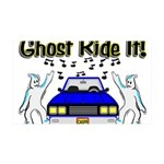 Ghost Ride It 35x21 Wall Decal