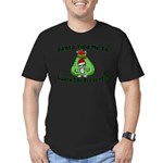 Guard Presents Men's Fitted T-Shirt (dark)