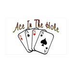 Ace Hole.png 35x21 Wall Decal