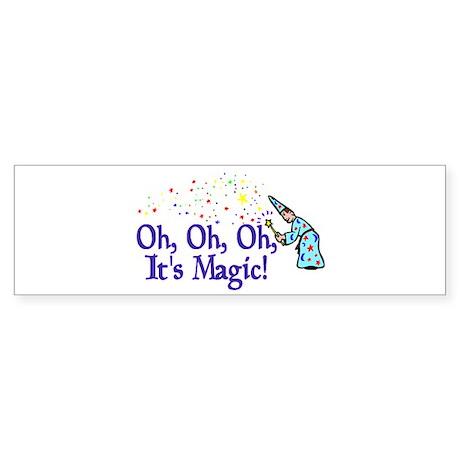 It's Magic Sticker (Bumper 50 pk)