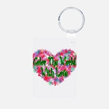 Color The World Keychains