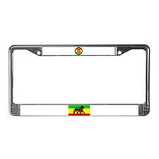 Reggae Licence Plate Frames Reggae License Plate Covers