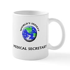World's Sexiest Medical Secretary Mug