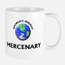 World's Sexiest Mercenary Mug