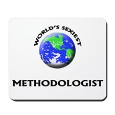 World's Sexiest Methodologist Mousepad