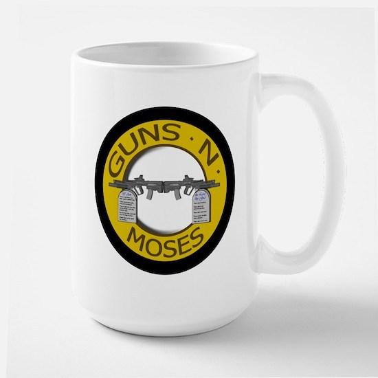 Guns N Moses Mug